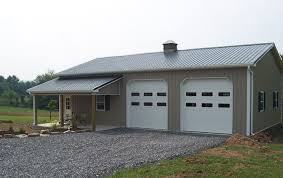 Pin by Sondra Collins-Uzzell on Warehouse in 2020 | Garage building plans,  Pole barn homes, Metal building homes