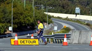 SHUTDOWN: The only 3 roads into QLD for ...