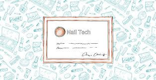 licensed nail tech in florida