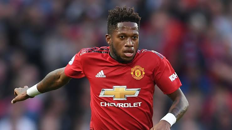 Image result for fred manchester united""