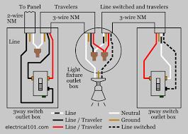 wiring diagram 3 way switch lupa