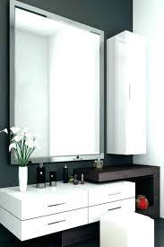 alluring modern dressing table mirror