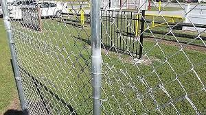 Extend A Fence Chain Link Raise Your Fence 2 1 2 2 End Post Kit Add Height Ebay