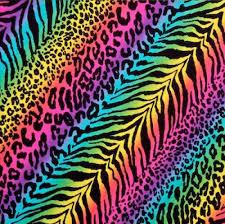 Lisa Frank Animal Print Clip Art Library