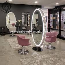 beauty salon furniture metal make up