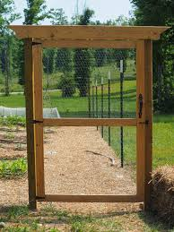 Budding And Blooming Installing A Deer Fence Deer Fence Diy Dog Fence Patio Fence