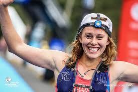 Skyrunning - American athlete Hillary Allen and Sky Ultra ...