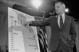 Mondale unveils federal budget plan, Sept. 10, 1984 - POLITICO