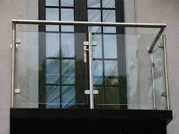 2019 best modern balcony glass railing