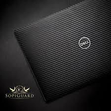 Sopiguard 3m Avery Carbon Fiber Sticker Skin Wrap For 2019 Dell Xps 15 7590 Ebay