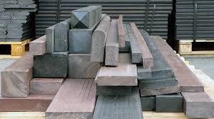 Recycled Plastic Building And Construction Materials Trade
