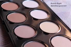 nyx highlight contour palette review