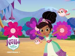 Prime Video Nella Una Princesa Valiente Temporada 1