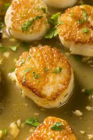 Pan Seared Sea Scallops | Recipe