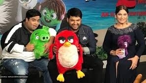 Kapil Sharma and his other co-actor's connection with 'Angry Birds ...