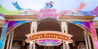 tokyo disneyland 35th anniversary guide