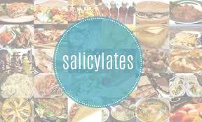 salicylate foods sensitivity