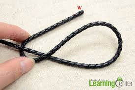 tie an upgraded sailor knot leather