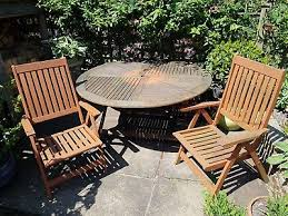 wooden garden furniture set b q teak