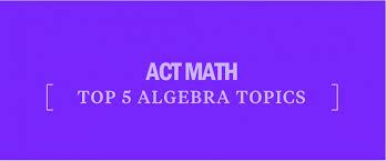 intermediate algebra concepts