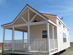 399 Square Foot Tiny House Complete With A White Picket Fence Tiny Houses