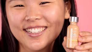 foundation color match with true match