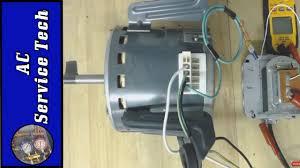ecm motor wiring diagram for hvac full