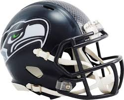 Riddell Seattle Seahawks Mini Speed Football Helmet Dick S Sporting Goods
