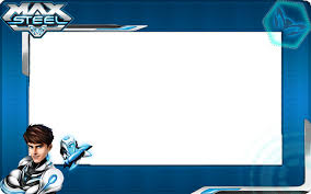 Max Steel 2013 Frame By Jeimsvinter D7ikhfi Png 1280 800
