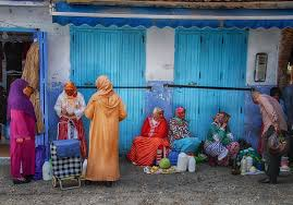 Chefchaouen market day   adele collins   Flickr