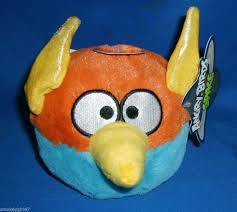 ANGRY BIRDS SPACE Plush 5