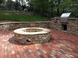 natural stone retaining wall brick