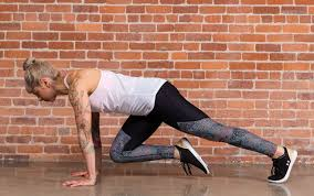 9 minute total body bodyweight workout