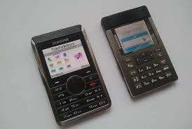 Samsung SGH P300 and P310, two rare and ...