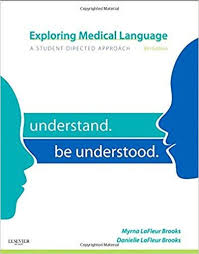 Test bank for Exploring Medical Language A Student Directed Approach 8th  Edition by Myrna Brooks | Students Manuals | Medical, Test bank, Pediatric  therapy