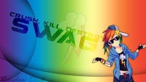 rainbow dash wallpaper anime 427982