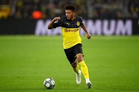 Not for Sale' Jadon Sancho Says He 'Can't Tell the Future' Amid ...