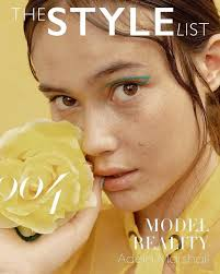 Repost @thestylelistph with @get_repost ・・・ #theSTYLElistph issue 004 Model  Reality Don't let her delicate looks fool… | Asia's next top model, Eye  make up, Model