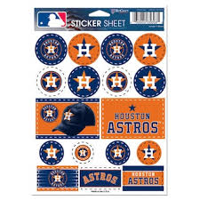 Official Houston Astros Car Decals Astros Auto Truck Emblems Mlbshop Com