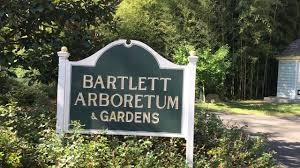 bartlett arboretum and gardens you