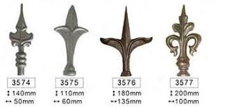 Cast Iron Fence Finials Shijiazhuang Kaida Metal Products Co Ltd