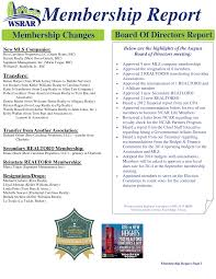 SeptMembership Report.pub