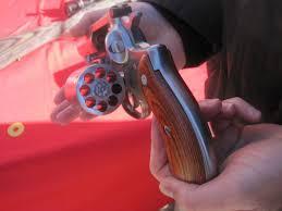 new ruger redhawk 8 shot 357 magnum