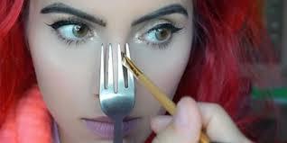 makeup hacks we learned on insram