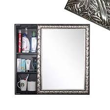 com bathroom mirror storage