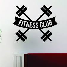 Best Workout Wall Decals Products On Wanelo