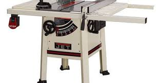 Jet 708480 Model Jps 10ts 10 Inch 1 3 4 Hp Proshop Table Saw With Steel Wings Less Fence And Rails Tabl Best Portable Table Saw Portable Table Saw Table Saw