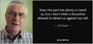 25 QUOTES BY PAT CONDELL [PAGE - 2] | A-Z Quotes