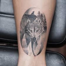 Tatuaze Z Wilkiem 17 Imponujacych Projektow Tatuaze Studio