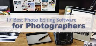 17 best photo editing software for